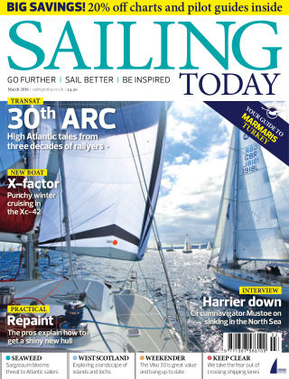 Sailing Today March 2016