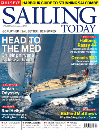 Sailing Today April 2020