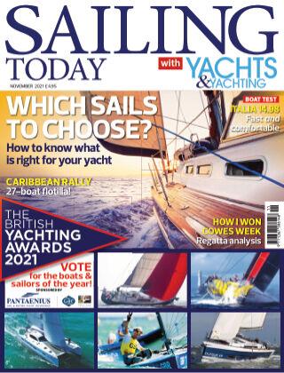 Sailing Today November 2021
