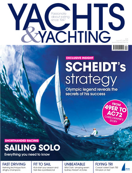 Yachts and Yachting March 23, 2014 00:00