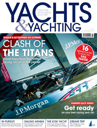 Yachts and Yachting Issue No.1673