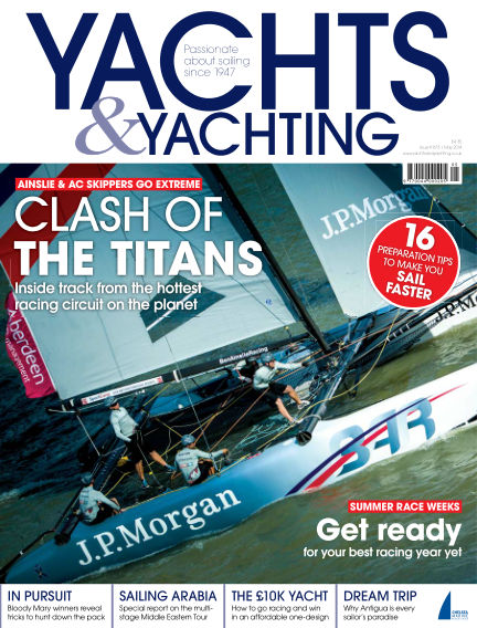 Yachts and Yachting April 04, 2014 00:00