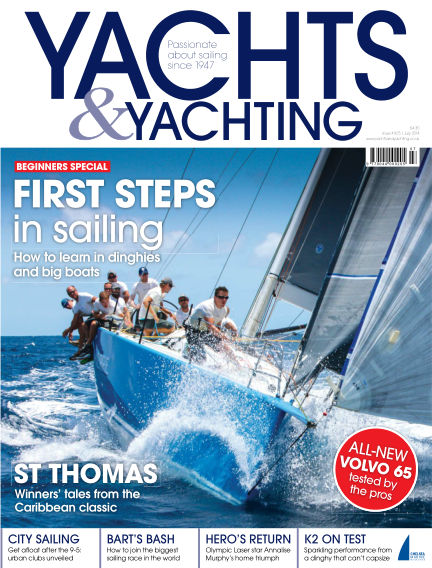 Yachts and Yachting June 06, 2014 00:00