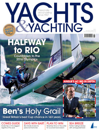Yachts and Yachting August 2014
