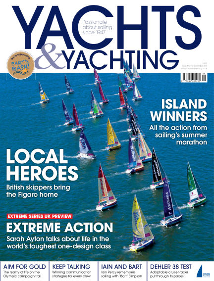 Yachts and Yachting August 08, 2014 00:00