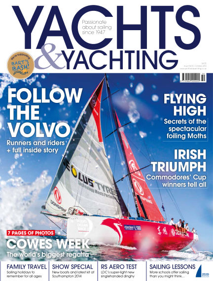 Yachts and Yachting September 05, 2014 00:00