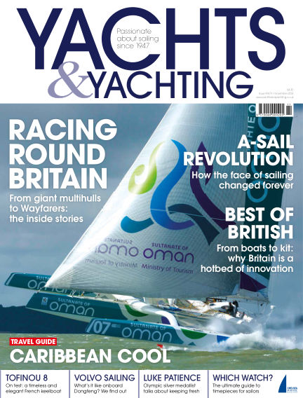 Yachts and Yachting October 03, 2014 00:00