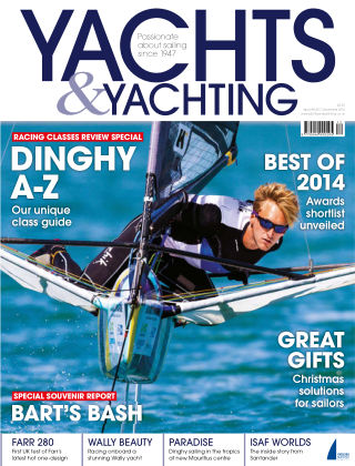 Yachts and Yachting December 2014