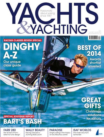 Yachts and Yachting November 07, 2014 00:00
