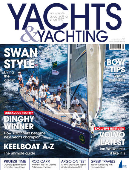 Yachts and Yachting December 05, 2014 00:00