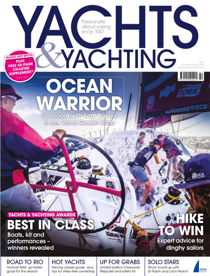 Yachts and Yachting January 09, 2015 00:00