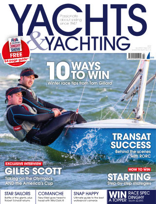 Yachts and Yachting March 2015