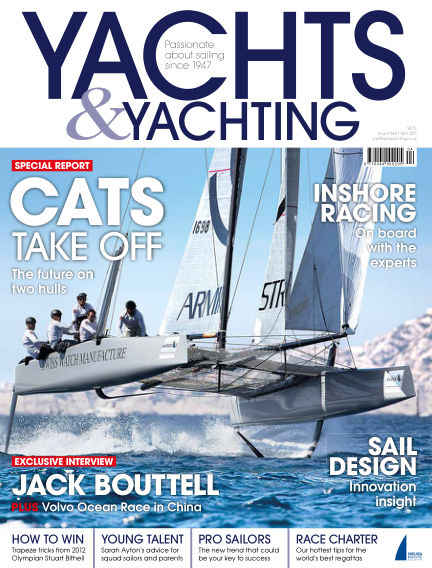 Yachts and Yachting March 13, 2015 00:00
