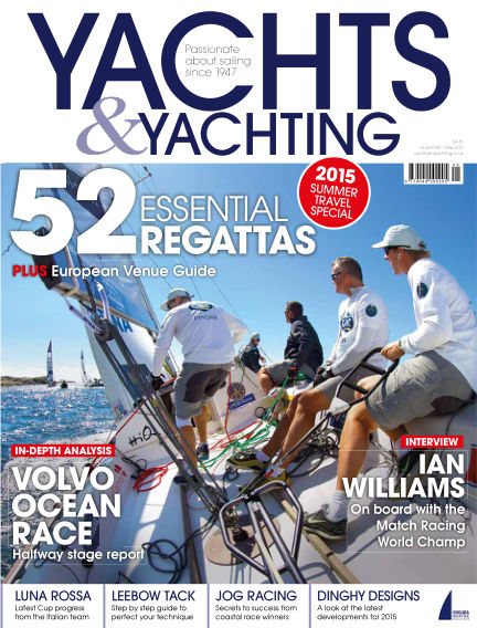 Yachts and Yachting April 10, 2015 00:00
