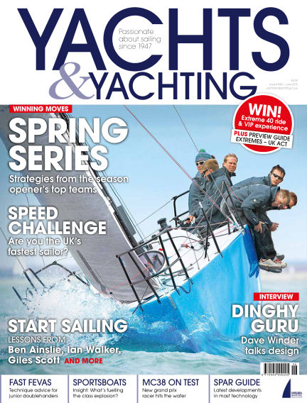 Yachts and Yachting May 08, 2015 00:00