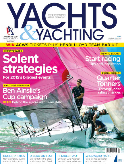 Yachts and Yachting June 12, 2015 00:00