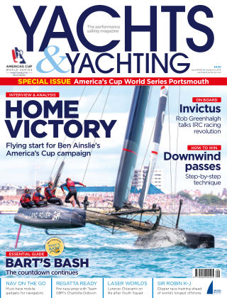 Yachts and Yachting September 2015