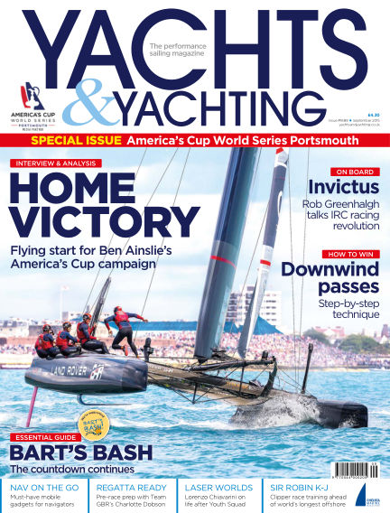 Yachts and Yachting August 14, 2015 00:00