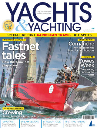 Yachts and Yachting October 2015