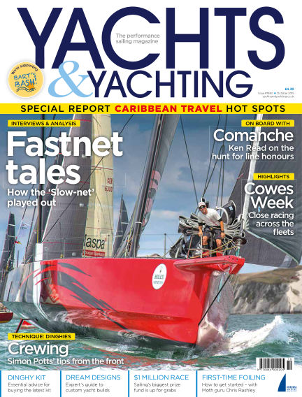 Yachts and Yachting September 11, 2015 00:00