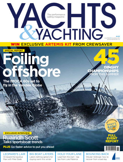 Yachts and Yachting October 09, 2015 00:00