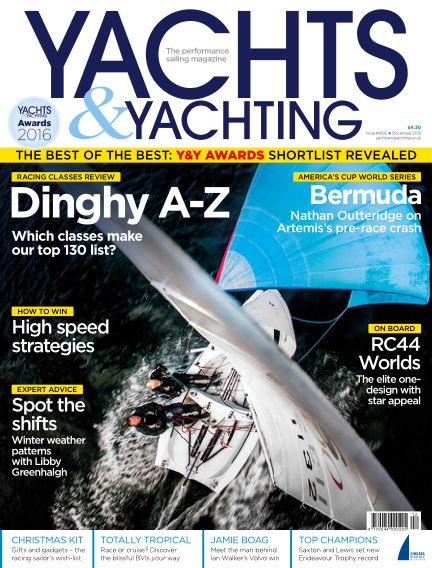 Yachts and Yachting November 13, 2015 00:00