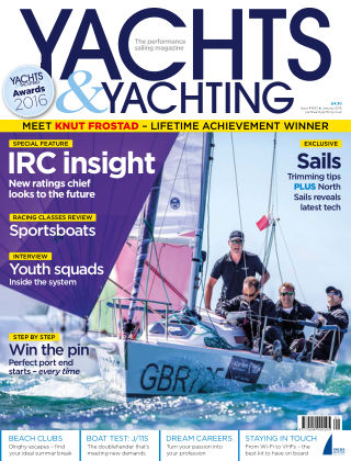 Yachts and Yachting January 2016