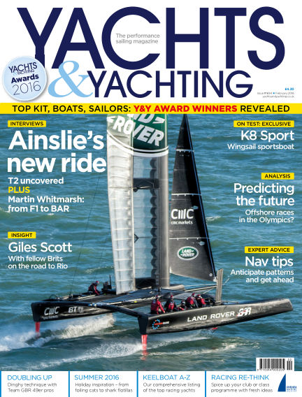 Yachts and Yachting January 08, 2016 00:00