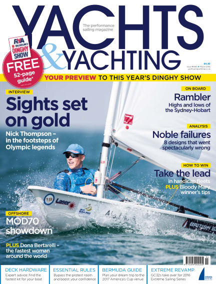 Yachts and Yachting February 12, 2016 00:00