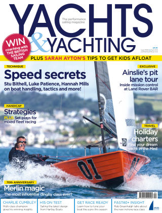 Yachts and Yachting April 2016