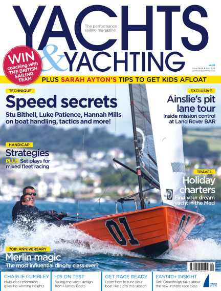 Yachts and Yachting March 11, 2016 00:00