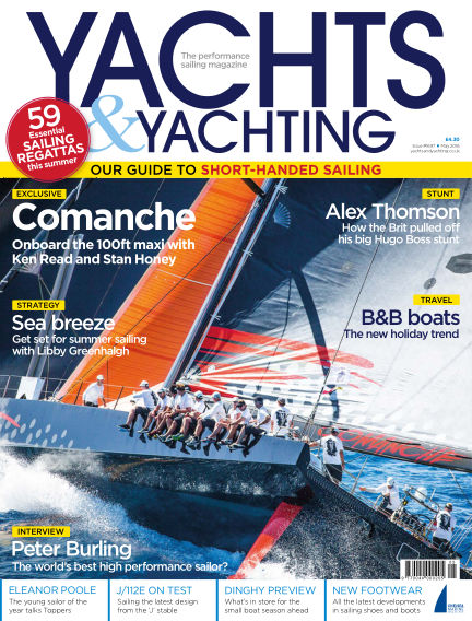 Yachts and Yachting April 08, 2016 00:00