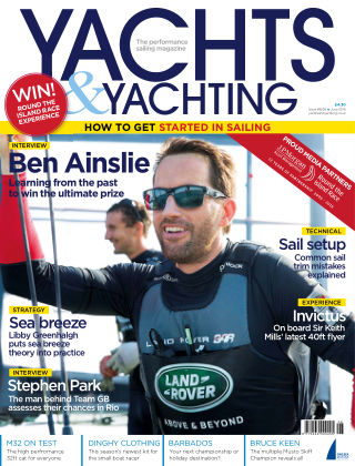 Yachts and Yachting June 2016
