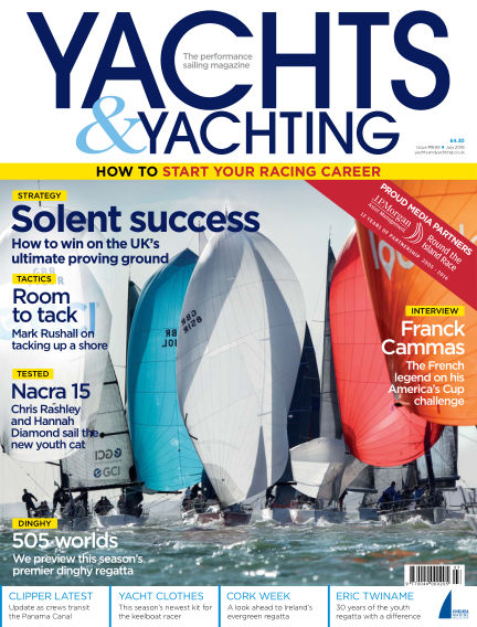Yachts and Yachting June 10, 2016 00:00