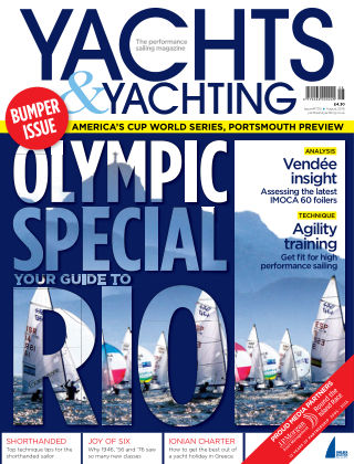 Yachts and Yachting August 2016