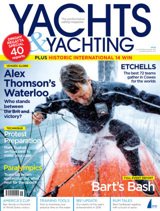 Yachts and Yachting November 2016