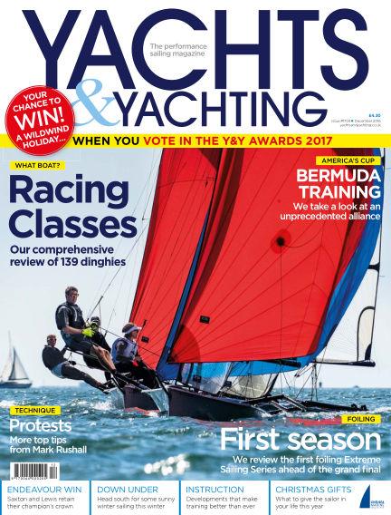 Yachts and Yachting November 11, 2016 00:00