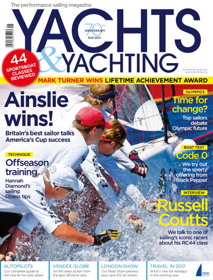 Yachts and Yachting December 09, 2016 00:00