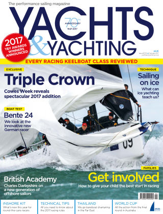 Yachts and Yachting February 2017