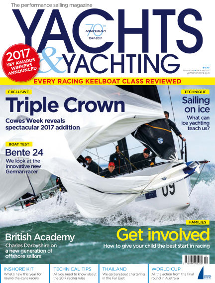 Yachts and Yachting January 11, 2017 00:00