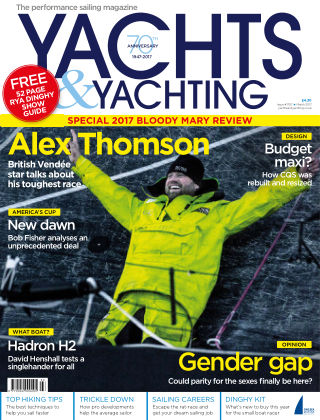 Yachts and Yachting March 2017