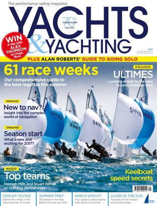 Yachts and Yachting May 2017