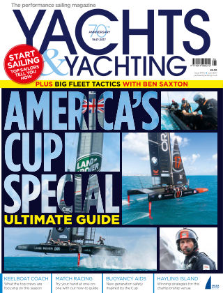 Yachts and Yachting June 2017