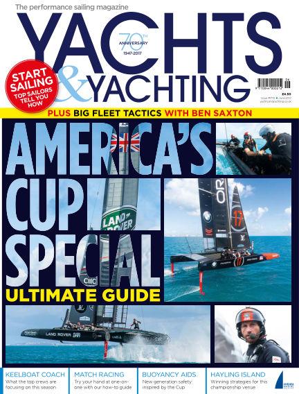 Yachts and Yachting May 12, 2017 00:00