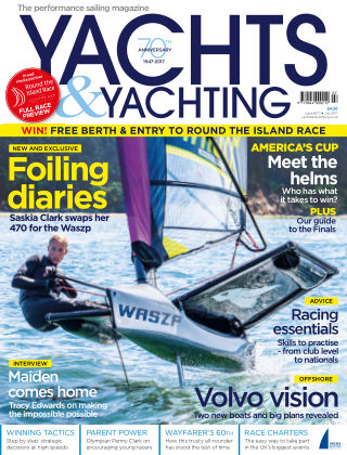 Yachts and Yachting July 2017