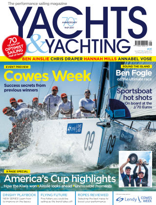 Yachts and Yachting August 2017