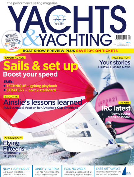 Yachts and Yachting August 11, 2017 00:00