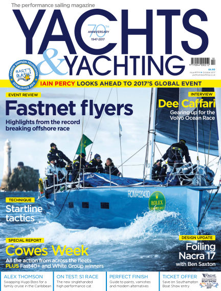 Yachts and Yachting September 08, 2017 00:00