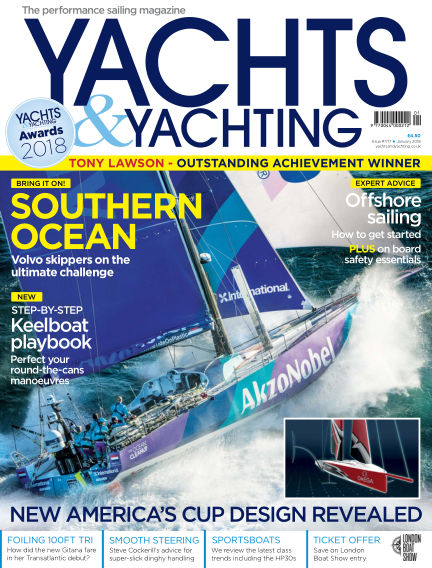 Yachts and Yachting December 08, 2017 00:00