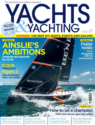 Yachts and Yachting February 2018